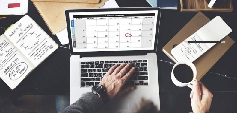5 ways to be more productive and manage your time.